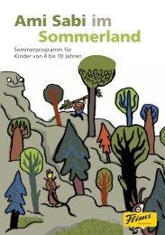Ami Sabi im Sommerland - Linard Bardill