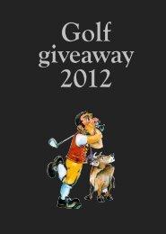 Golf Giveaway 20 2 - Lutz Sport-Mode AG