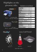 Golf Giveaway 20 2 - Lutz Sport-Mode AG - Seite 2
