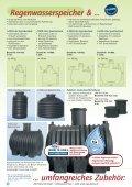 Anlagen zur Regenwassernutzung - Page 2