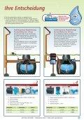 Anlagen zur Regenwassernutzung - Page 5