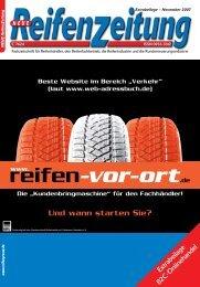 Chancen und Risiken der B2C ... - Reifenpresse.de