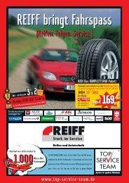 Reiff bringt Fahrspass - Stuttgarter Zeitung