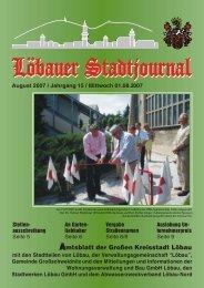 Amtsblatt der Großen Kreisstadt Löbau