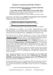 Ambulante Vorsorgeleistung - Drbachmann.de