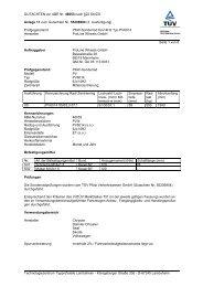 GUTACHTEN zur ABE Nr. 46053 nach §22 StVZO Anlage 11 zum ...