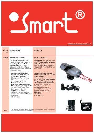 Smart - Produkte 2011