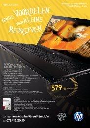 Februari 2010 - PC en portable lage behoeftes - Mapa BVBA