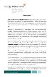 Madeira Press Kit - Associação de Promoção da Madeira