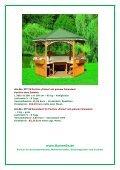 """Katalog """"Pavillons & andere Sitzgelegenheiten"""" - arwid - Seite 2"""