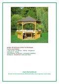"""Katalog """"Pavillons & andere Sitzgelegenheiten"""" - arwid - Seite 3"""