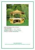 """Katalog """"Pavillons & andere Sitzgelegenheiten"""" - arwid - Seite 6"""