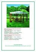 """Katalog """"Pavillons & andere Sitzgelegenheiten"""" - arwid - Seite 7"""