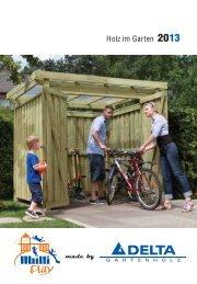 Katalog 2013 Delta Gartenholz D - Holzstudio Desch