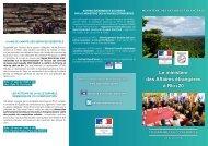 Programme détaillé des conférences organisées par le ministère