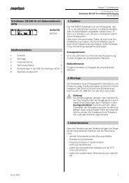 657019 Schaltaktor EB/230/10 mit Nebenstelleneingang