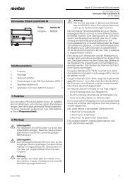 646630 Dimmaktor REG-K/2x230/300W