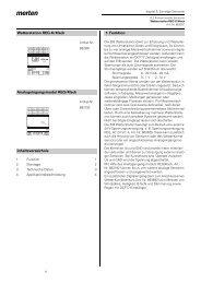 Wetterstation REG-K/4fach Analogeingangsmodul REG/4fach ...