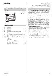 Schaltaktor REG-K/12x230/10 mit Handbetä- tigung ...