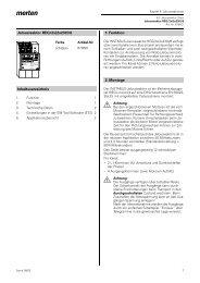 679501 Jalousieaktor REG/2x(2x230)