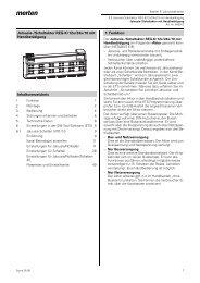 Jalousie-/Schaltaktor REG-K/12x/24x/10 mit Handbetätigung ...