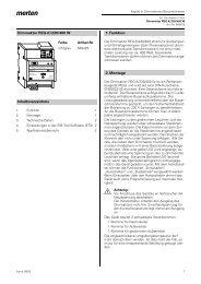 649429 Dimmaktor REG-K/230/400W
