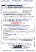 Montageanleitung VW - AUBU.DE - Shop Katalog - Seite 6