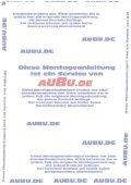 Montageanleitung VW - AUBU.DE - Shop Katalog - Seite 7