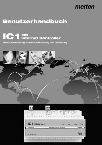 69510x IC1 KNX-Handbuch