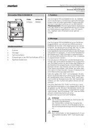 649629 Dimmaktor REG-K/230/600W