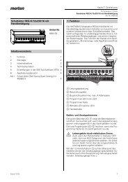Schaltaktor REG-K/12x230/16 mit Handbetätigung ...