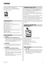 Schaltaktor REG-K/4x230/16 mit Stromerkennung und ...