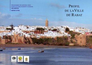 PROFIL DE LAVILLE DE RABAT - UN-Habitat