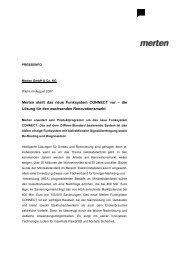 Download Pressemitteilung (PDF)