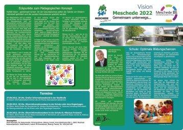 Schulentwicklung in Meschede