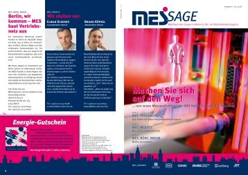 MESsage Ausgabe 6-08 (PDF) - MES Electronic