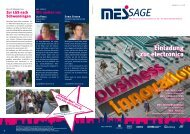 MESsage Ausgabe 10-10 (PDF) - MES Electronic