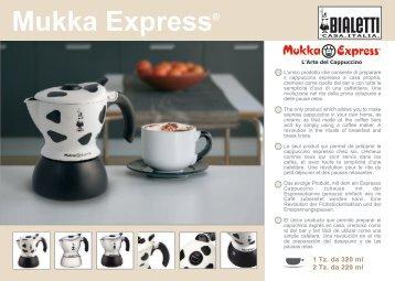 Mukka Express® - Bialetti