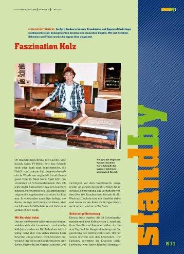 Standby Mai 2011 - KARRIEREPASS.ch