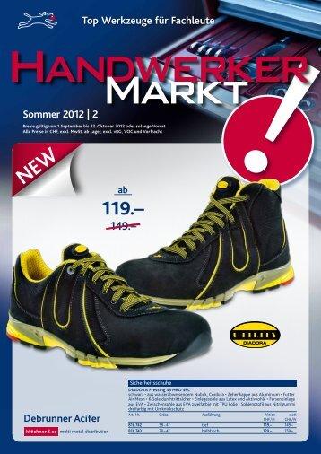 Handwerkermarkt Sommer | 2 2012 Deutsch (pdf ... - Debrunner Acifer