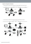 PCS-1P Multimedia Videoconferencing System - Page 6