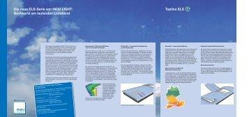 Topline ELS-Gesamtprospekt - Indu-Light AG