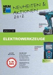 Download Bestseller Elektrowerkzeuge 2012