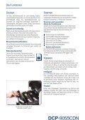 Farblaser-Multifunktionsdrucker, Kopierer und Scanner - Seite 4