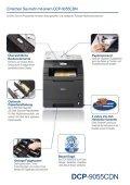 Farblaser-Multifunktionsdrucker, Kopierer und Scanner - Seite 5