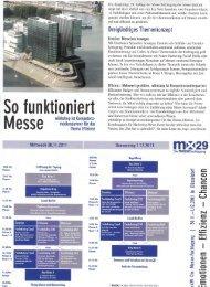 wörkshop 09/2011 - Messe Institut