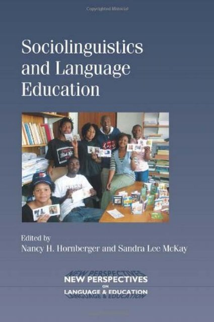 Sociolinguistics and Language Education pdf