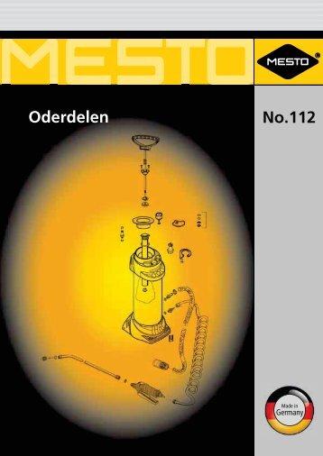 Reserve-onderdelen Catalogus compleet (ca. 2,5 MB - Mesto.de
