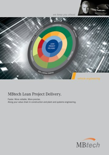 MBtech Lean Project Delivery. - MBtech Group