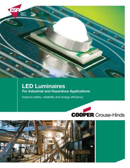 Cooper Crouse-Hinds 4 Pack 120 Volt Incandescent Hazardous Location Light Fixture 100 Watt